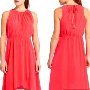 Athleta Coral Martinique Quest Dress Size L